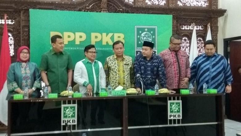 Di Depan Bawaslu, PKB Janji Tak Usung Koruptor dan Black Campaign