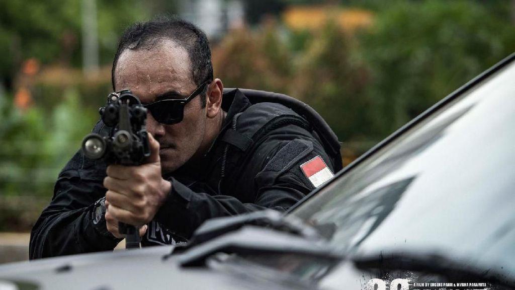 Terinspirasi Bom Thamrin, 22 Menit Siap Meledak di Bioskop