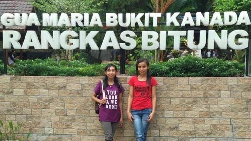 Ada Gua di Bukit Kanada, Banten