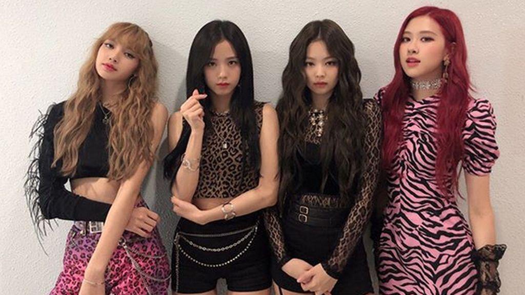 BLACKPINK Jadi Girl Band Korea Terpopuler di Bulan Juli Ini