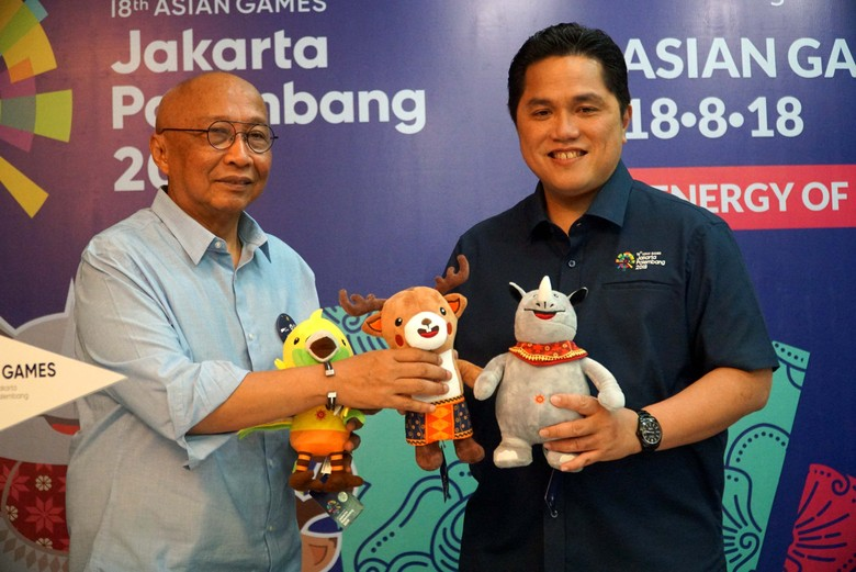 Astra Dukung Asian Games 2018