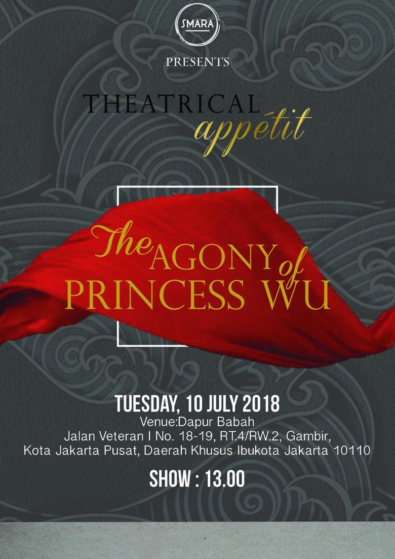 Pertunjukan Theatrical Appetite Digelar Perdana di Indonesia Foto: Istimewa