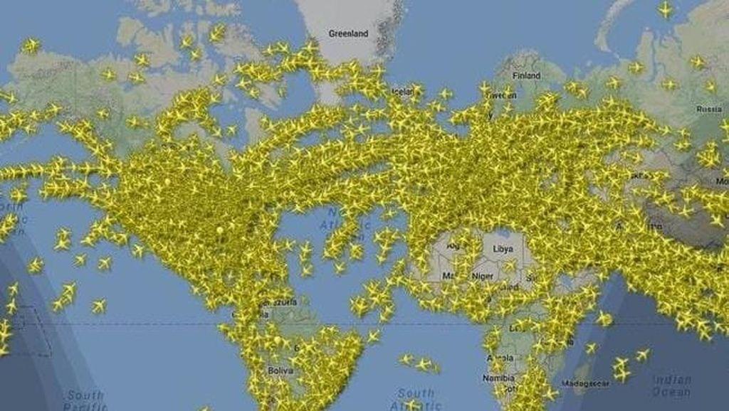 Ternyata Ini Hari Tersibuk dalam Dunia Penerbangan