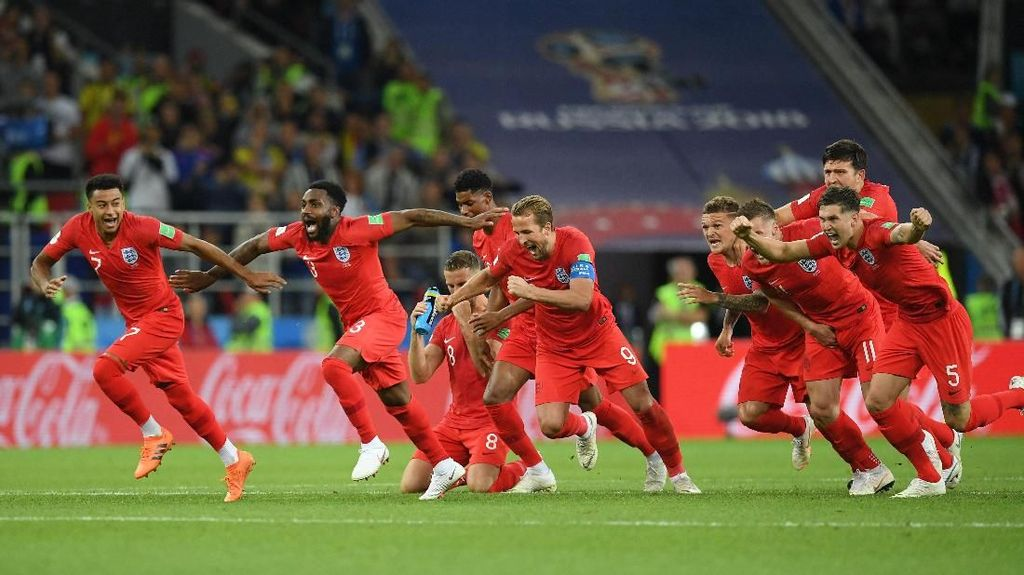 Video: Inggris Siap Adu Penalti Lawan Swedia