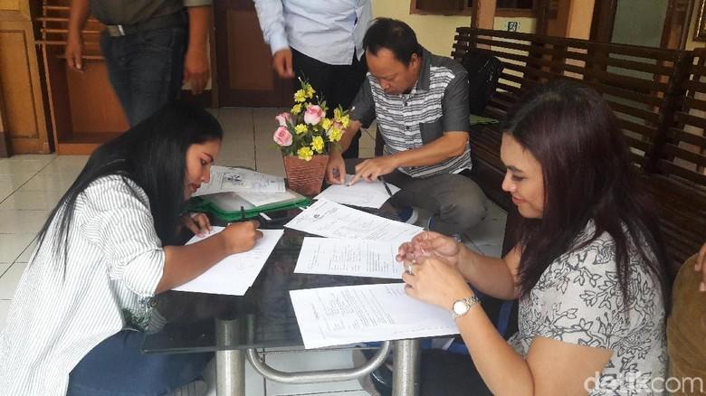 Jelang Pendaftaran, Bacaleg Serbu PN Bogor
