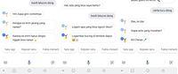 Menikmati Lelucon Receh ala Google Assistant