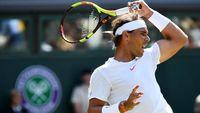 Start Bagus Nadal dan Djokovic di Wimbledon