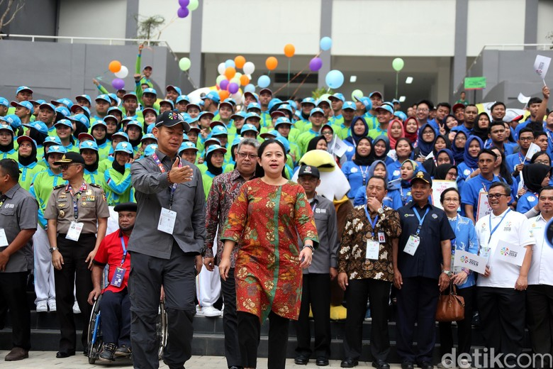 Test Event Asian Para Games 2018 Resmi Ditutup