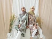 Model berhijab cantik asal Indonesia. Foto: Instagram/HeavenLight