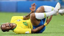 Video: Petenis Ini Guling-guling ala Neymar