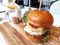 Toby's Estate: Gurih Mantap <i>Brisket Burger</i> Buatan Kafe Sydney di Jakarta