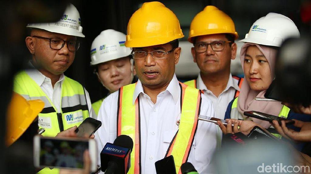 Menhub Jamin Kereta Kencang JKT-SBY Pakai Produk Lokal