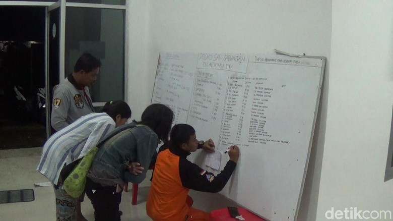 Korban Meninggal Kandasnya KM Lestari Maju Jadi 33 Orang