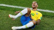 Aksi Guling-gulingan Neymar Jadi Inspirasi Iklan Terbaru KFC