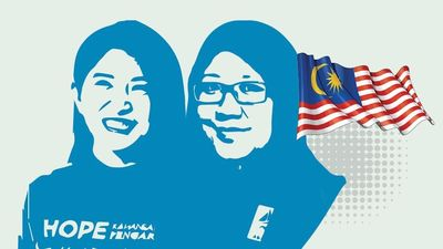 2 Srikandi Muda Penjaga Energi Malaysia