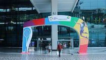 Sambut Asian Games 2018, Bandara Soetta Didesain Meriah