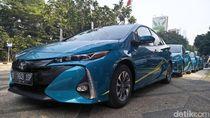 GIIAS 2018: Toyota Beri Garansi Tambahan untuk Baterai Mobil Listrik