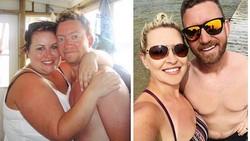 Sama-sama jadi obesitas, suami-istri ini memutuskan mengubah gaya hidup mereka jadi lebih sehat. Simak transformasi mereka dari obesitas jadi seksi!
