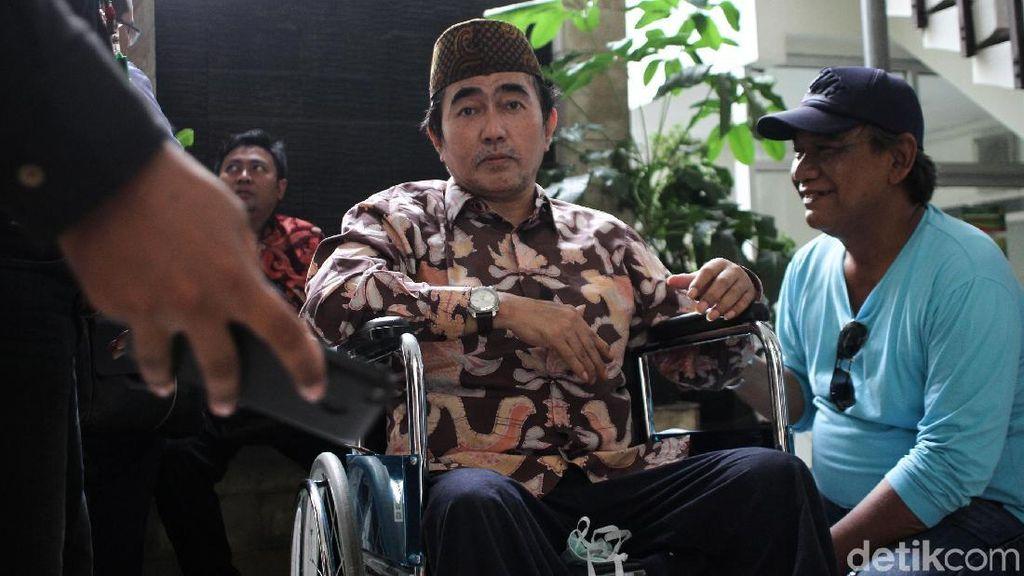Gatot Brajamusti Masih Jalani Perawatan di RS Pengayoman