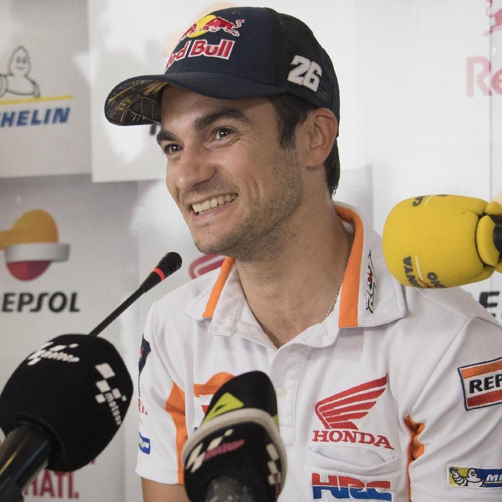 Pedrosa Akan Umumkan Masa Depan di MotoGP Jerman