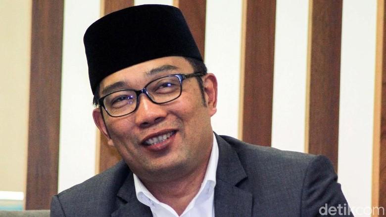 Ridwan Kamil Siapkan 4 Jalur Baru KA, Komentarnya Ramai Soal Buaya