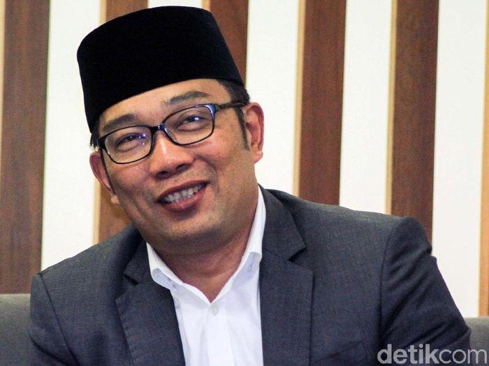 Walikota Bandung, Ridwan Kamil. (Foto: Rifkianto Nugroho/Detikcom)