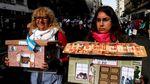 Anggaran Dipotong, Guru di Argentina Mogok Kerja