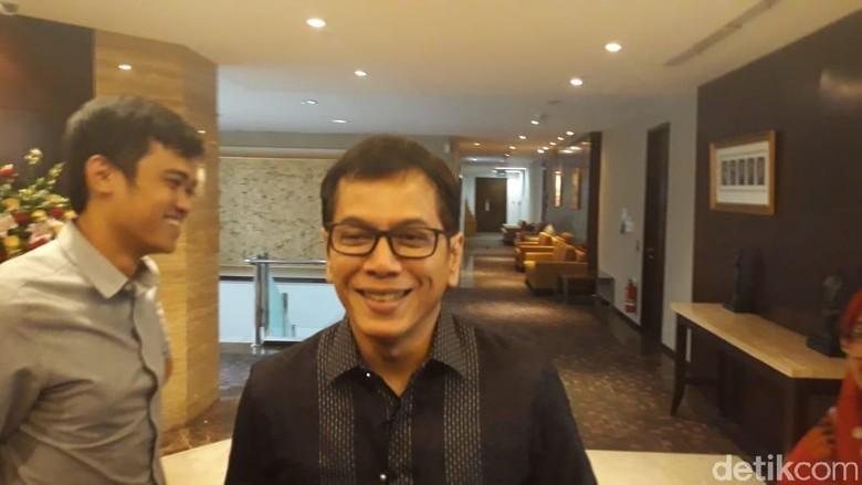 Cie Cie, Wishnutama-Erick Thohir Saling Goda Soal Ketua Timses Jokowi