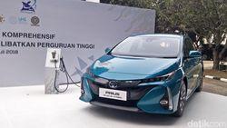 Ini Hasil Akhir Studi Mobil Listrik Toyota