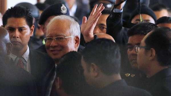 Sidang Pokok Perkara Najib Razak Akan Dimulai Februari 2019
