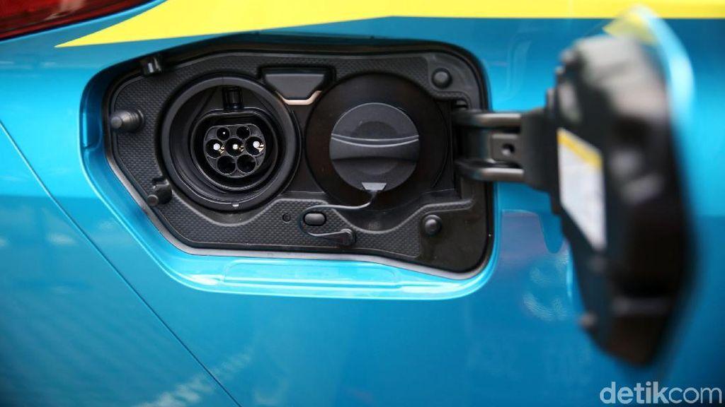 Suara Mobil Listrik Minimal 65 db Sudah Standar Global