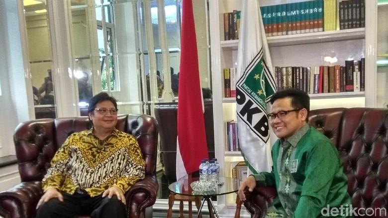 Golkar-PKB Pamer Tiket VIP ke Pilpres 2019, Apa Tujuannya?