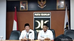 Kontroversi Ucapan Selamat PKS ke Ridwan-Uu