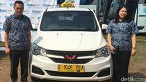 150 Mobil Wuling Confero Jadi Taksi Express