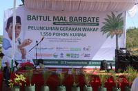 Disaksikan Ustaz Abdul Somad, Aceh Terus Kembangkan Kebun Kurma