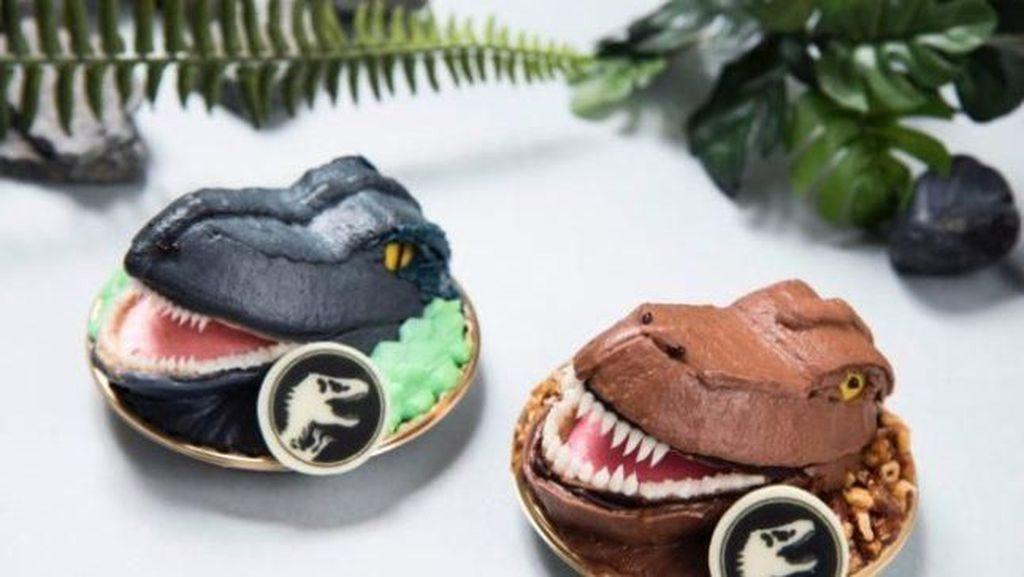 Wow! Kafe Ini Sajikan Menu Unik Bertema Jurassic World