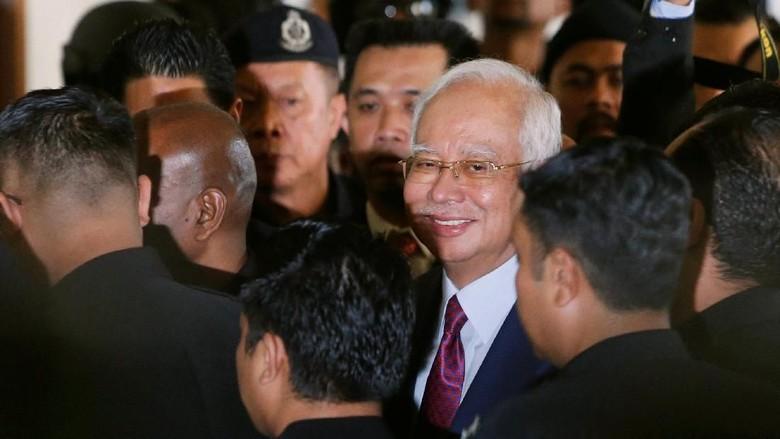 Lunasi Uang Jaminan, Najib Terharu Atas Aksi Galang Dana Untuknya