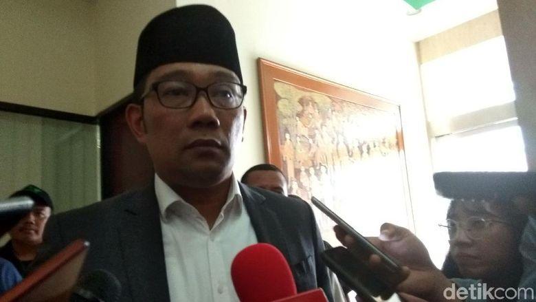 Ridwan Kamil Buka-bukaan Gerakan Kenceng di Jabar
