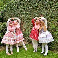 Kawai! Komunitas 'Hijab Lolita' Viral di Jepang
