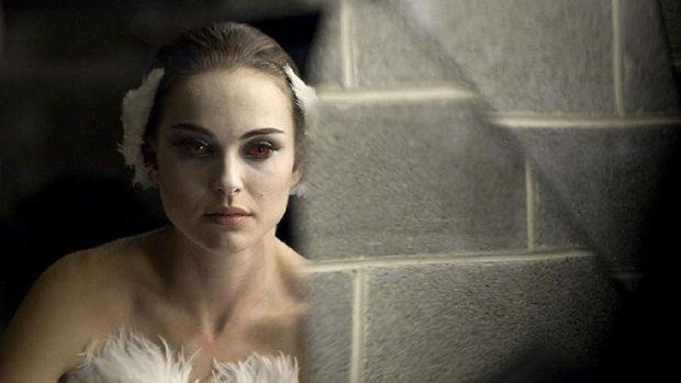 Cuplikan film 'Black Swan'.