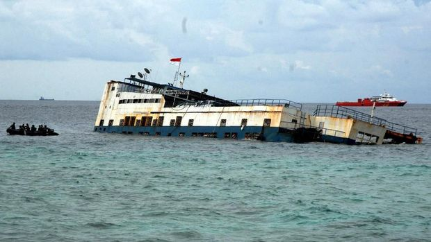 Potret Miris Transportasi Air di Negara Maritim