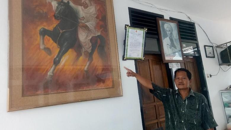 Soal Ide Prabowo, Ahli Waris: Diponegoro Tak Ingin Dipulangkan