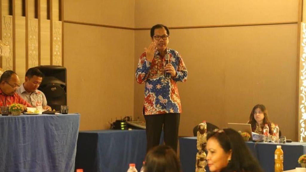 Berdayakan UKM Bali, Koperasi ini Diapresiasi Pemerintah