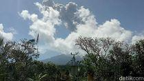 Intensitas Kegempaan dan Letusan Gunung Agung Menurun
