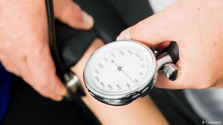 Dengan Cara Ini, Tekanan Darah Tinggi Bisa Dihindari
