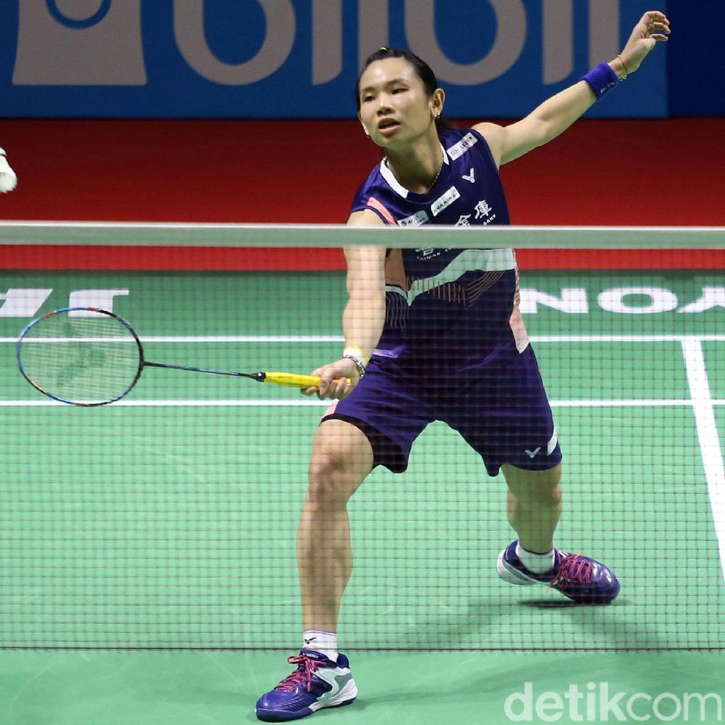 Tai Tzu Ying Melaju ke Perempatfinal Indonesia Open