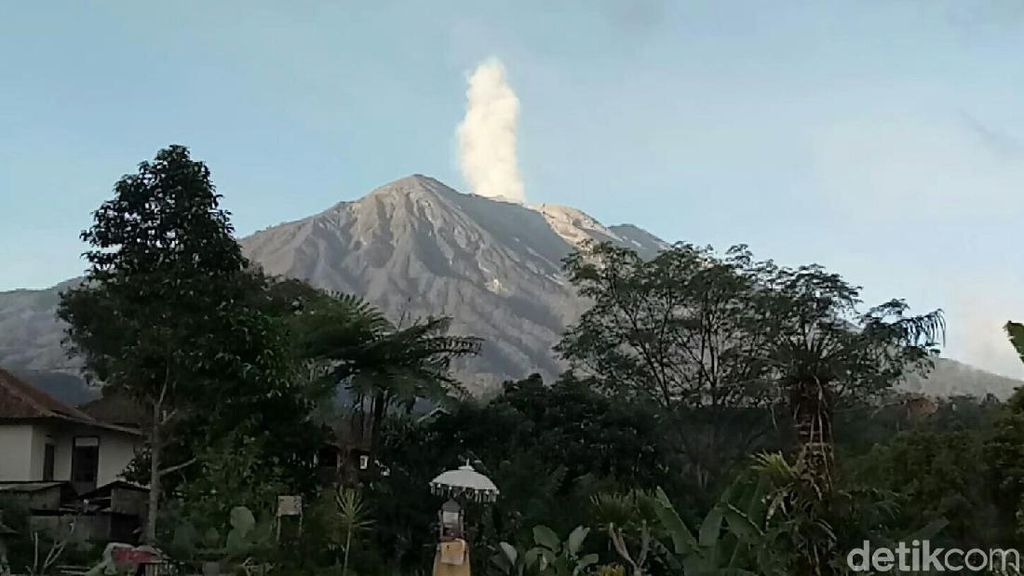 Soal Gunung Agung, Bos Bank Dunia Yakin Pertemuan IMF-WB Aman