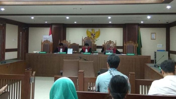 Sidang Gugatan Meikarta/Foto: Trio Hamdani