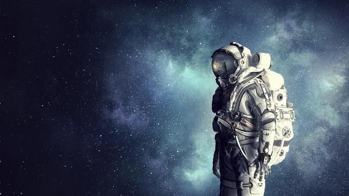 Radiasi jadi tantangan kesehatan yang sering dihadapi astronot. (Foto: iStock)