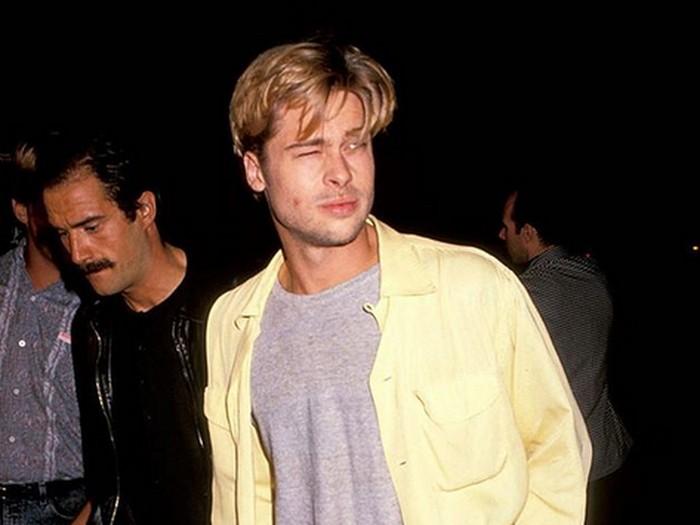 Penampilan Leonardo DiCaprio dan Brad Pitt.